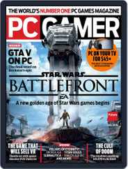 PC Gamer (US Edition) (Digital) Subscription July 1st, 2015 Issue