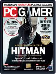 PC Gamer (US Edition) (Digital) Subscription September 1st, 2015 Issue