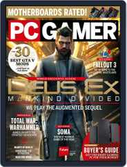 PC Gamer (US Edition) (Digital) Subscription November 10th, 2015 Issue