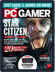 PC Gamer (US Edition) (Digital) Subscription December 8th, 2015 Issue