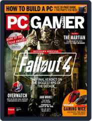 PC Gamer (US Edition) (Digital) Subscription January 5th, 2016 Issue