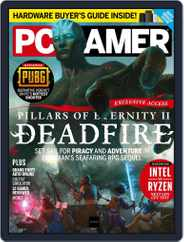 PC Gamer (US Edition) (Digital) Subscription April 1st, 2018 Issue