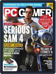 PC Gamer (US Edition) (Digital) Subscription September 1st, 2018 Issue