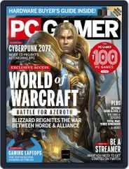 PC Gamer (US Edition) (Digital) Subscription October 1st, 2018 Issue