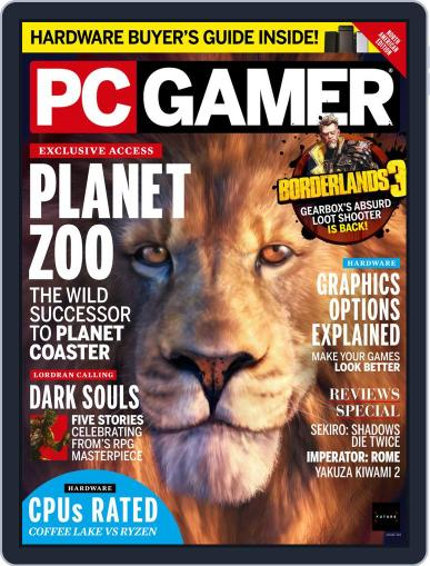 PC Gamer (US Edition) July 1st, 2019 Digital Back Issue Cover