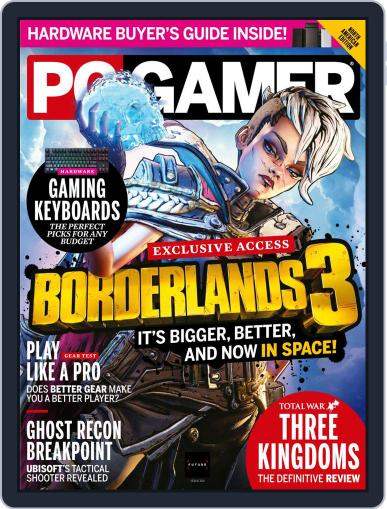 PC Gamer (US Edition) August 1st, 2019 Digital Back Issue Cover