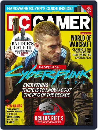 PC Gamer (US Edition) September 1st, 2019 Digital Back Issue Cover