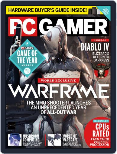 PC Gamer (US Edition) February 1st, 2020 Digital Back Issue Cover