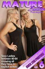 Mature Ladies Kinky & Nude Photo (Digital) Subscription February 1st, 2017 Issue