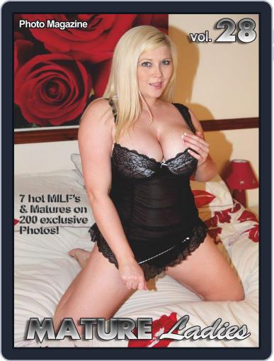 Mature Ladies Kinky & Nude Photo January 9th, 2019 Digital Back Issue Cover
