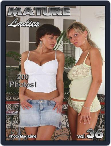 Mature Ladies Kinky & Nude Photo August 14th, 2019 Digital Back Issue Cover