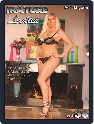 Mature Ladies Kinky & Nude Photo October 14th, 2019 Digital Back Issue Cover