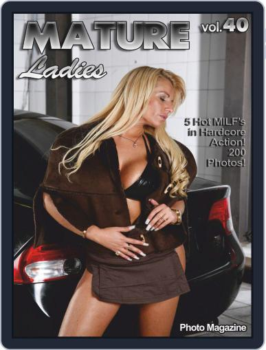 Mature Ladies Kinky & Nude Photo December 14th, 2019 Digital Back Issue Cover