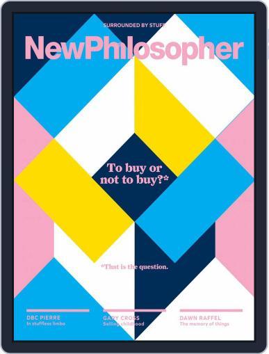 New Philosopher November 1st, 2017 Digital Back Issue Cover