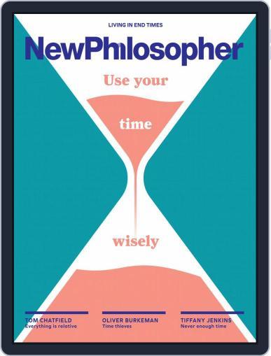 New Philosopher November 1st, 2018 Digital Back Issue Cover