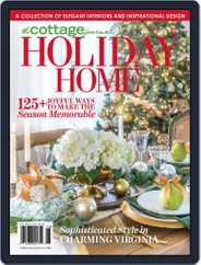 The Cottage Journal (Digital) Subscription October 1st, 2019 Issue