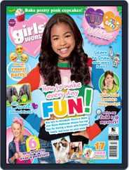 Girls' World (Digital) Subscription April 1st, 2018 Issue