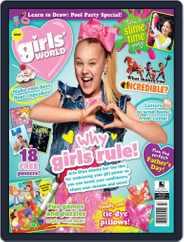 Girls' World (Digital) Subscription July 1st, 2018 Issue