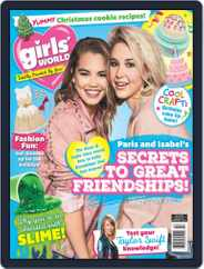 Girls' World (Digital) Subscription February 1st, 2019 Issue