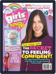Girls' World (Digital) Subscription March 1st, 2020 Issue