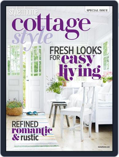 Style at Home Special Issues April 1st, 2017 Digital Back Issue Cover