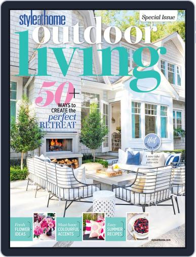 Style at Home Special Issues April 1st, 2018 Digital Back Issue Cover