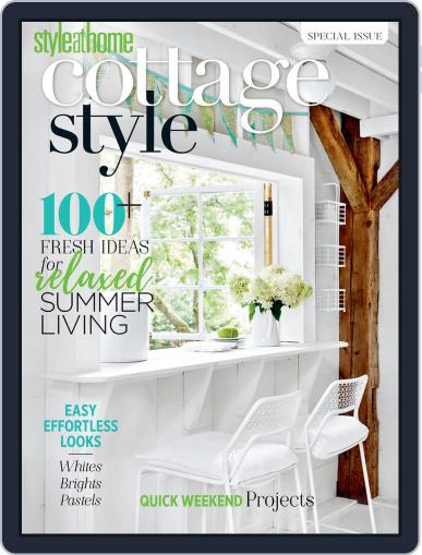 Style at Home Special Issues April 18th, 2019 Digital Back Issue Cover