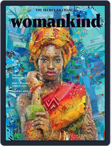 Womankind March 9th, 2016 Digital Back Issue Cover