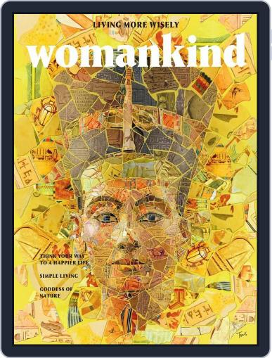 Womankind April 25th, 2016 Digital Back Issue Cover