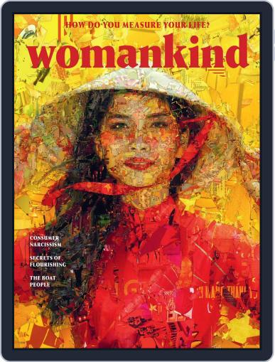 Womankind November 1st, 2016 Digital Back Issue Cover