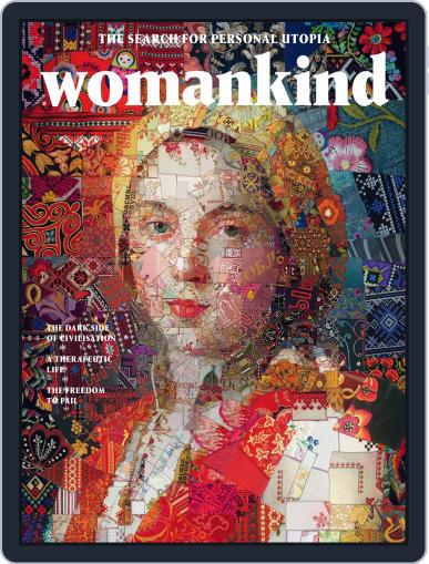 Womankind February 1st, 2017 Digital Back Issue Cover