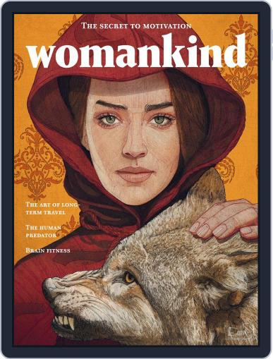 Womankind August 1st, 2017 Digital Back Issue Cover