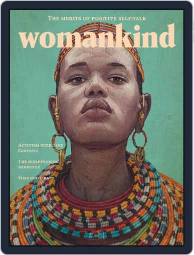 Womankind November 1st, 2017 Digital Back Issue Cover