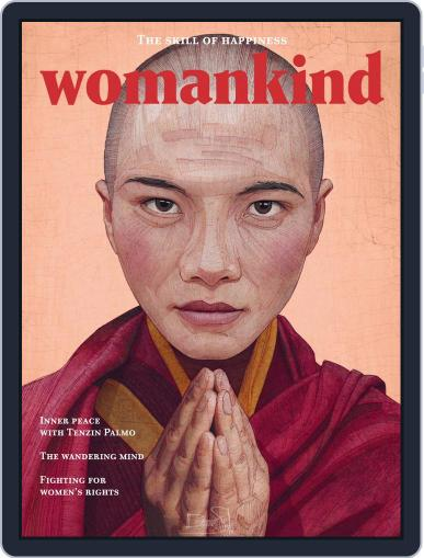 Womankind February 1st, 2018 Digital Back Issue Cover