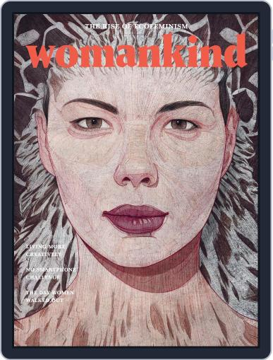 Womankind May 1st, 2018 Digital Back Issue Cover