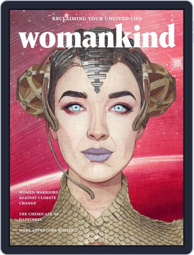 Womankind November 1st, 2018 Digital Back Issue Cover