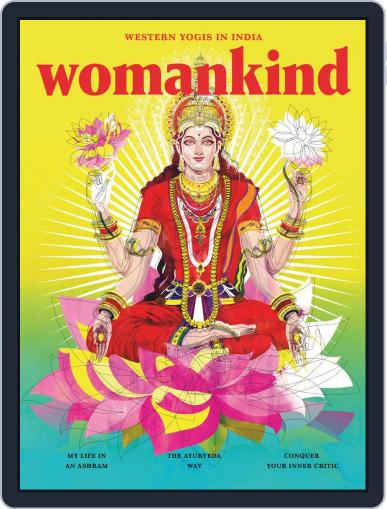 Womankind May 1st, 2019 Digital Back Issue Cover