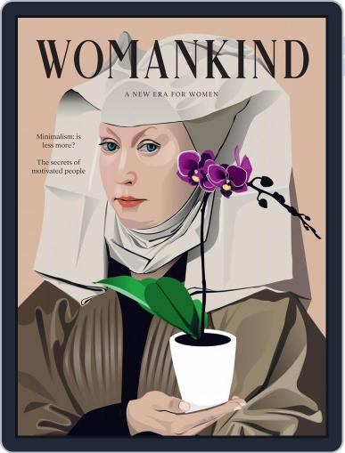 Womankind August 1st, 2019 Digital Back Issue Cover