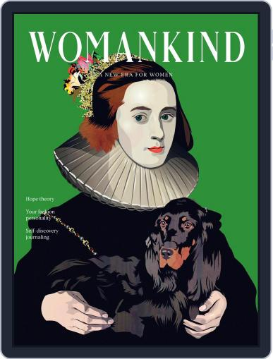 Womankind February 1st, 2020 Digital Back Issue Cover