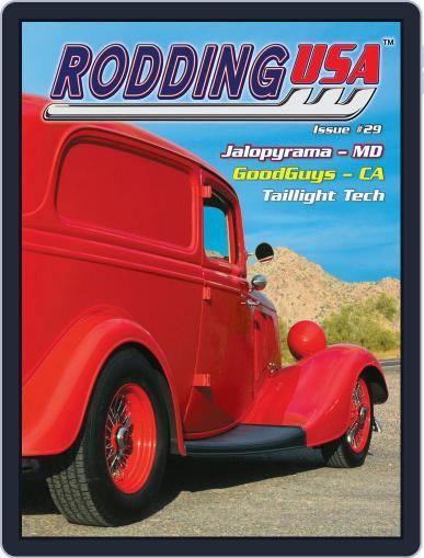 Rodding USA November 1st, 2017 Digital Back Issue Cover