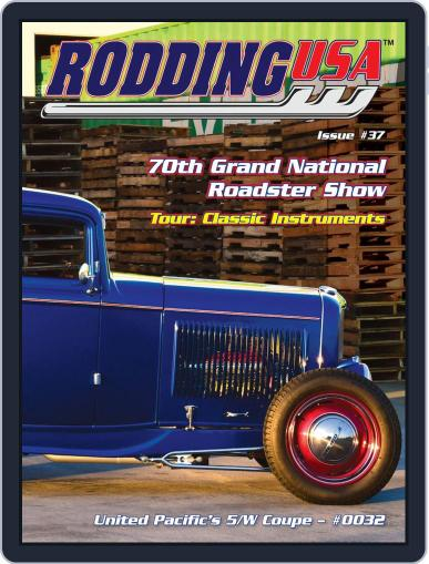 Rodding USA March 1st, 2019 Digital Back Issue Cover