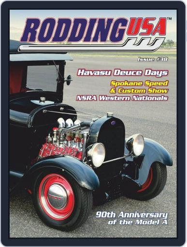 Rodding USA May 1st, 2019 Digital Back Issue Cover