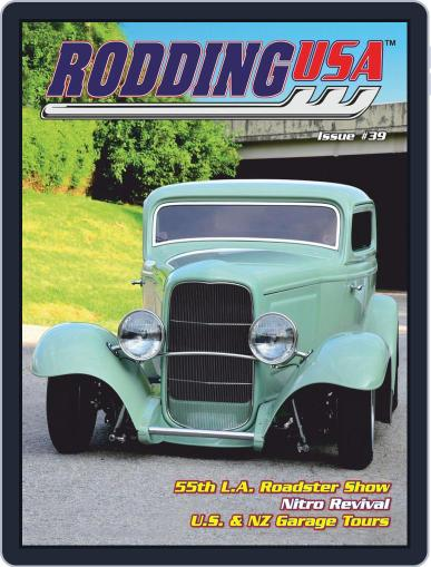 Rodding USA July 1st, 2019 Digital Back Issue Cover