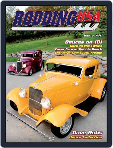 Rodding USA November 1st, 2019 Digital Back Issue Cover