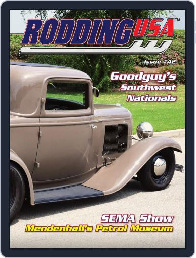 Rodding USA January 1st, 2020 Digital Back Issue Cover