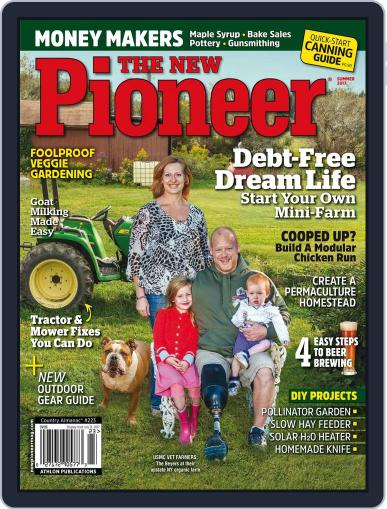 The New Pioneer July 31st, 2017 Digital Back Issue Cover