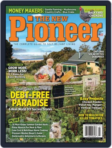 The New Pioneer April 1st, 2019 Digital Back Issue Cover
