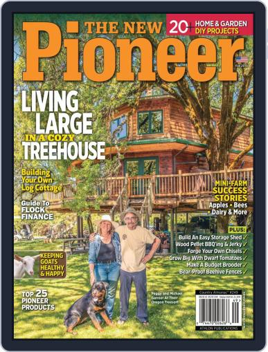 The New Pioneer July 1st, 2019 Digital Back Issue Cover
