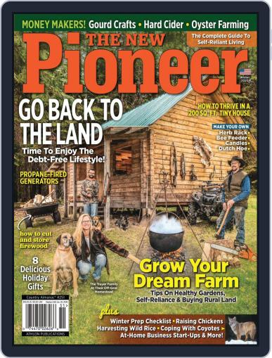 The New Pioneer October 1st, 2019 Digital Back Issue Cover