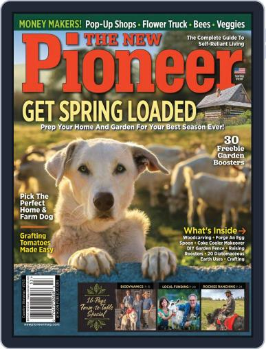 The New Pioneer January 1st, 2020 Digital Back Issue Cover